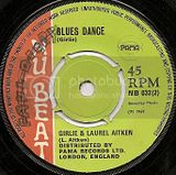 NB032-B Girlie amp Laurel Aitken BLUES DANCE