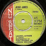 NB045-A Laurel Aitken JESSE JAMES