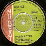 NB046-A Laurel Aitken PUSSY PRICE