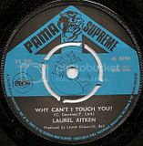 PS300-A Laurel Aitken WHY CAN'T I TOUCH YOU