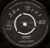 JB232-A Laurel Aitken JAMBOREE